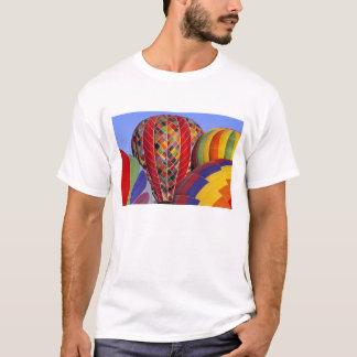 USA, Arizona, Val Vista. Colorful hot-air T-Shirt