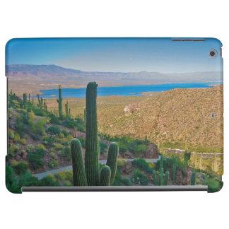 USA, Arizona. View From The Entrance To Tonto