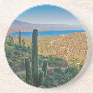 USA, Arizona. View From The Entrance To Tonto Coaster