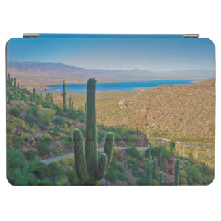 USA, Arizona. View From The Entrance To Tonto iPad Air Cover