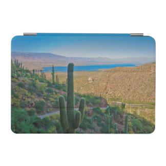 USA, Arizona. View From The Entrance To Tonto iPad Mini Cover