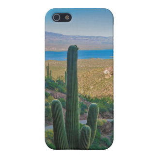 USA, Arizona. View From The Entrance To Tonto iPhone 5/5S Covers