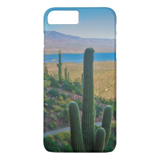 USA, Arizona. View From The Entrance To Tonto iPhone 8 Plus/7 Plus Case