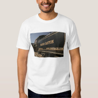USA, Arizona, Williams: Grand Canyon Railroad T Shirts