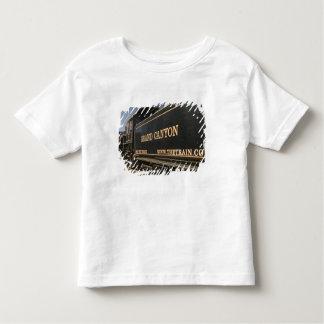 USA, Arizona, Williams: Grand Canyon Railroad Tee Shirt