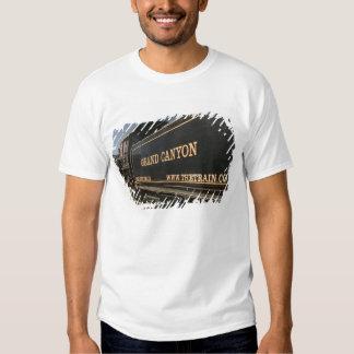 USA, Arizona, Williams: Grand Canyon Railroad Tee Shirts