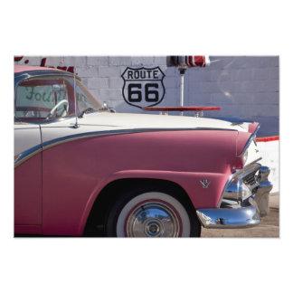 USA, Arizona, Williams. Rt. 66 Town, 1950's Photo