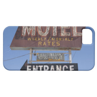 USA, Arizona, Winslow, Old-fashioned motel sign Case For The iPhone 5