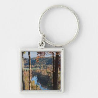 USA, Arkansas, War Eagle, Hobbs State Park Key Ring