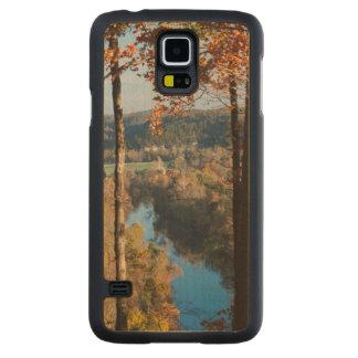 USA, Arkansas, War Eagle, Hobbs State Park Maple Galaxy S5 Slim Case