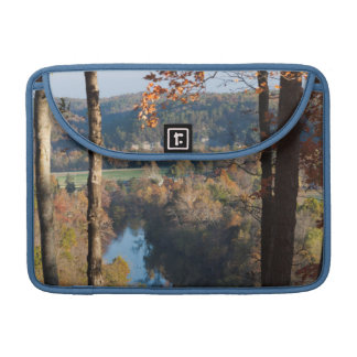 USA, Arkansas, War Eagle, Hobbs State Park Sleeves For MacBook Pro