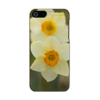 USA, Arlington, Virginia, closeup of white Incipio Feather® Shine iPhone 5 Case