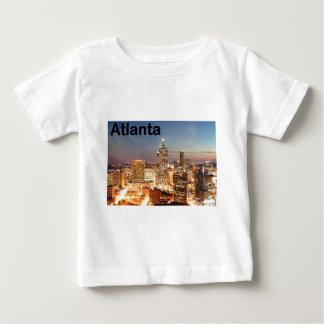 USA atlanta Downtown at night (St.K) Baby T-Shirt