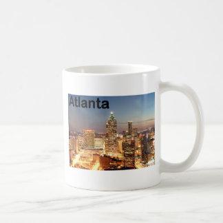 USA atlanta Downtown at night (St.K) Coffee Mug