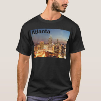 USA atlanta Downtown at night (St.K) T-Shirt