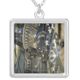 USA, AZ, Phoenix Silver Plated Necklace