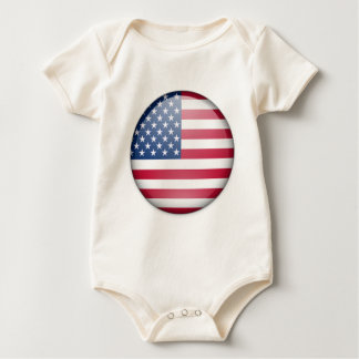 USA BABY BODYSUIT
