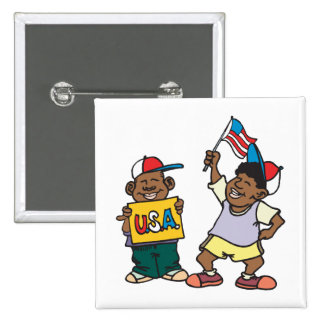 USA. PINBACK BUTTONS