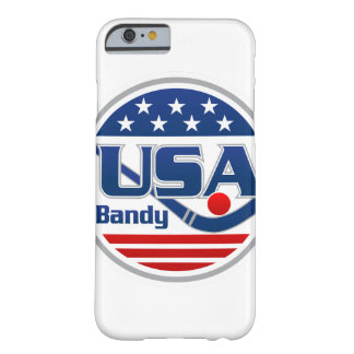 USA Bandy Logo iPhone 6/6S Case