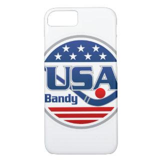 USA Bandy Logo iPhone 7 Case