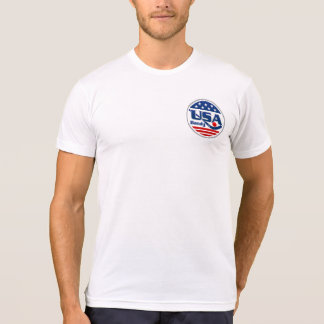 USA Bandy Logo Men's Tee