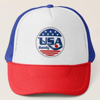 USA Bandy Trucker Hat
