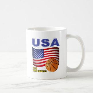 USA Basketball World Champions 2010 Coffee Mug