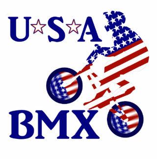 USA BMX - American Cyclist Photo Cut Outs