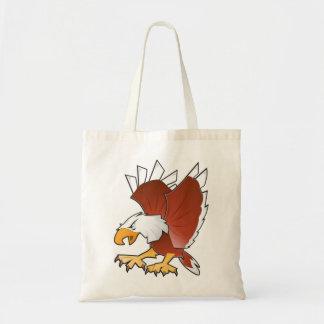 USA Bold Eagle Budget Tote Bag