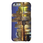 USA, Boston, city skyline at night (long Barely There iPhone 6 Case