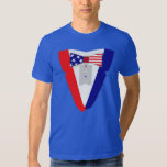 USA Bow Tie Tuxedo T-Shirt