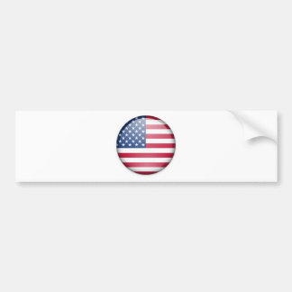 USA BUMPER STICKER