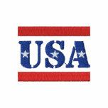 USA BW EMBROIDERED SHIRT