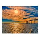 USA, CA, San Diego-Coronado Bay Bridge Postcard