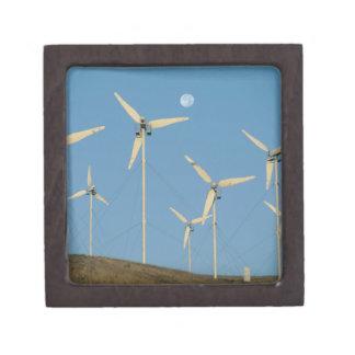 USA, California, Altamont Pass, wind generators. Premium Gift Boxes