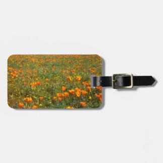 USA, California, Antelope Valley California Luggage Tag