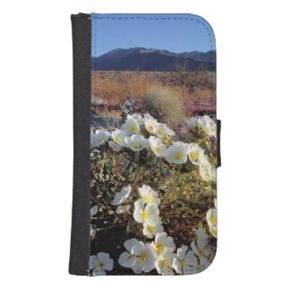 USA, California, Anza-Borrego DSP. Dune evening 2 Samsung S4 Wallet Case
