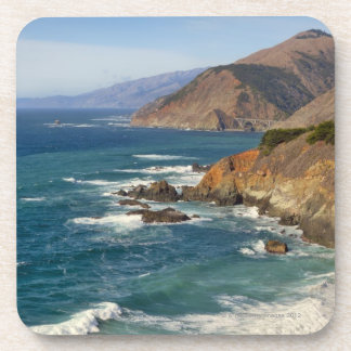 USA, California, Big Sur Coastline Coaster