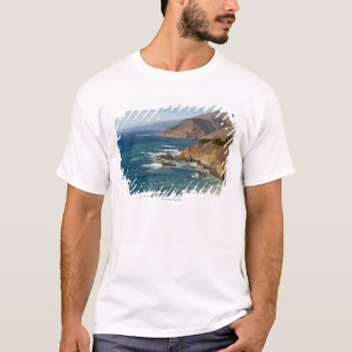 USA, California, Big Sur Coastline T-Shirt
