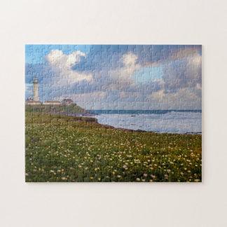 USA, California. Big Sur Panorama 2 Jigsaw Puzzle