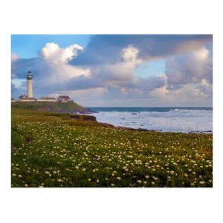 USA, California. Big Sur Panorama 2 Postcard