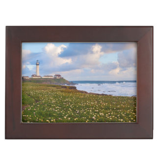 USA, California. Big Sur Panorama Keepsake Box