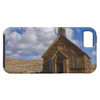 USA, California, Bodie, Old church in desert iPhone 5 Cases