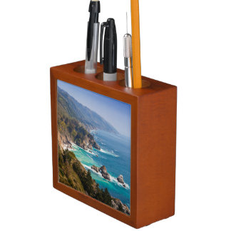 USA, California. California Coast, Big Sur Desk Organiser