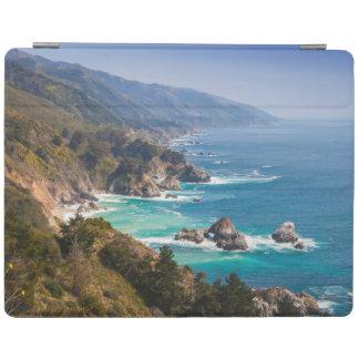 USA, California. California Coast, Big Sur iPad Cover