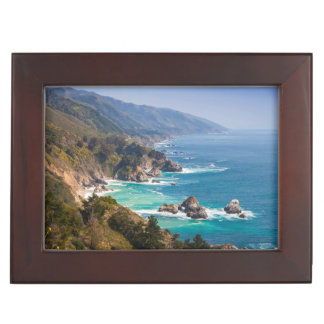 USA, California. California Coast, Big Sur Memory Box