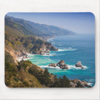 USA, California. California Coast, Big Sur Mouse Mat