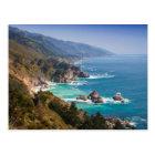USA, California. California Coast, Big Sur Postcard