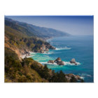 USA, California. California Coast, Big Sur Poster