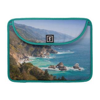USA, California. California Coast, Big Sur Sleeve For MacBook Pro